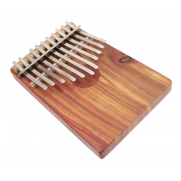 Kalimba Alto Chromatic 26 Notes Board-Resonator + Pick up - Hugh Tracey