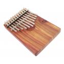Kalimba Alto Chromatic 26 Notes Board-Resonator + Pick up - Hugh Tracey