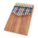 Kalimba Treble 17 Notes Box-Resonator