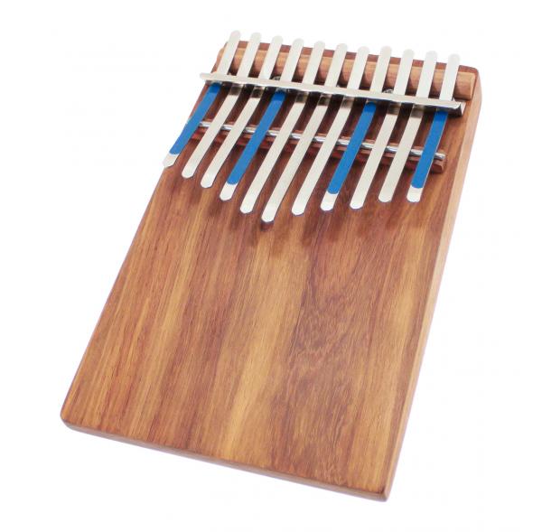 Kalimba sur table Junoir Celeste Diatonique 11 notes - H. Tracey