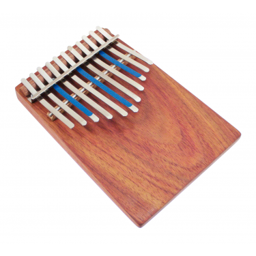Kalimba Junior Celeste Pentatonic 11 Notes Board-Resonator - Hugh Tracey