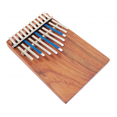 Kalimba Junior Celeste Pentatonic 11 Notes Board-Resonator + Pickup