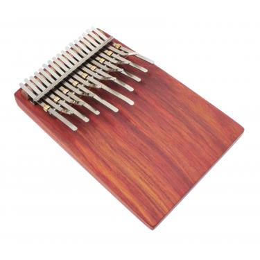 Karimba African-Tuned 17 Notes Board-Resonator
