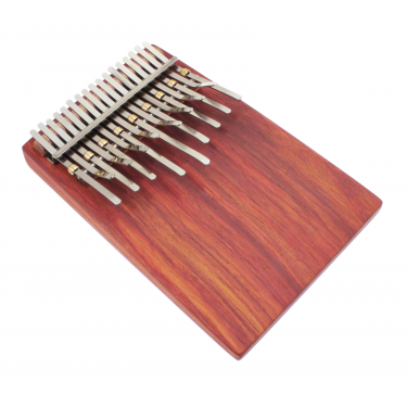 Kalimba sur table Accordage Africain 17 notes - H. Tracey