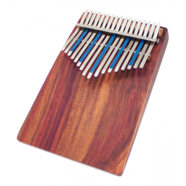 Kalimba sur table Treble Celeste Africain 17 notes - H. Tracey