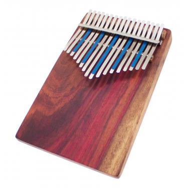 Kalimba Treble Celeste 17 Notes Board-Resonator with pickup - Hugh Tracey