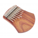 Karimba Trademark African-Tuned 17 Notes Board-Resonator with pickup - Hugh Tracey