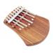 Kalimba 8 Notes Board-Resonator - Hugh Tracey