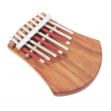 Kalimba 8 Notes Board-Resonator with pickup - Hugh Tracey