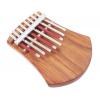 Kalimba 8 Notes Board-Resonator with pickup - Hugh Tracey