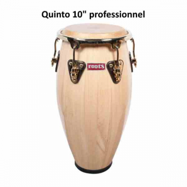 "Quinto 10"" professionnel - ROOTS"