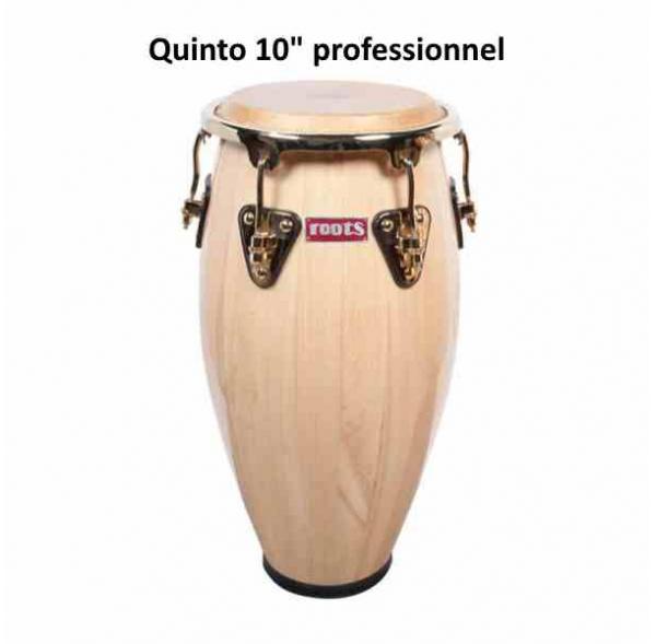 "Quinto 10"" professionnel - ROOTS"