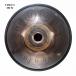 "Steel Tongue Drum 9 notes - 18"" - F Minor 432Hz 5 - SWD"