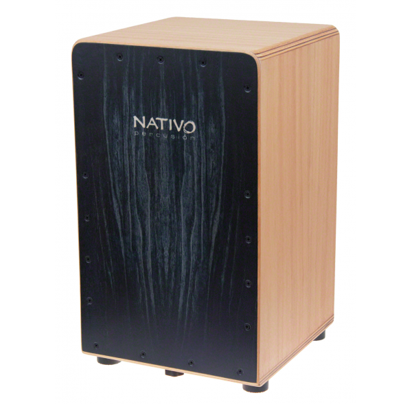Cajon Inicia Black - NATIVO