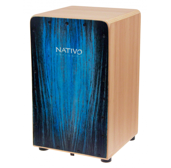 Cajon Inicia Blue - NATIVO