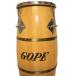 Atabaque bois 11' fixations métal - H. 1.20 mètre - Gope