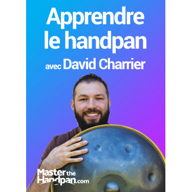 Master the Handpan - Méthode en ligne