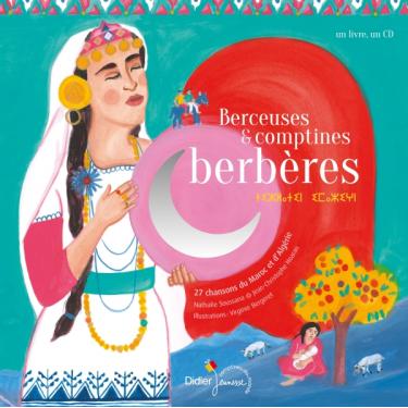 Comptines et berceuses Berbères - Livre + cd