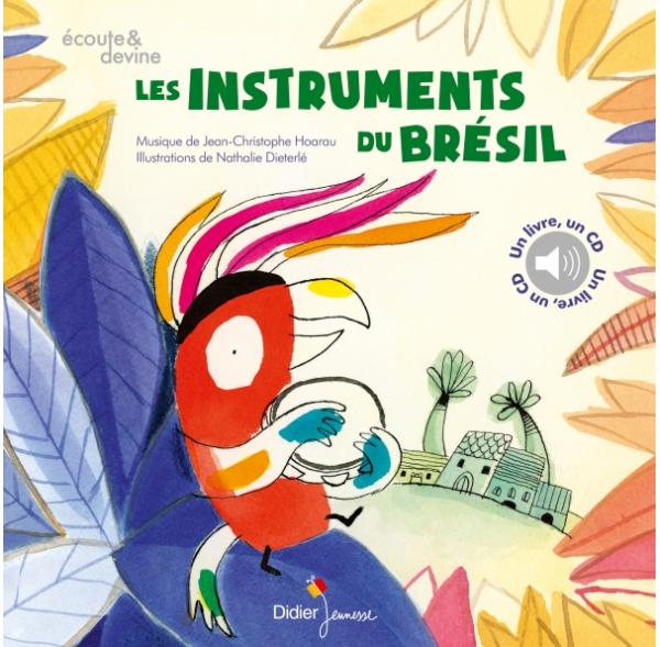 les instruments d'Afrique - Livre + CD