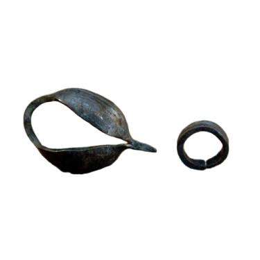 Cloche de dundun à doigt