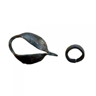 Dunun finger Bell (with ring)