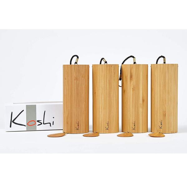 PAck 4 carillon KSHI - 4 éléments