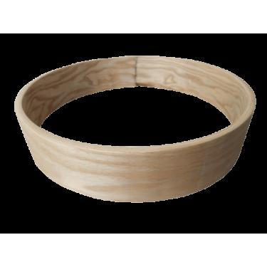 Cadre Ash Wood pour tambour sur cadre (chamane)