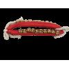 Bracelet de cheville (1 rang) - La paire
