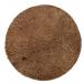 Peau de vache/veau - 50cm pour : djembé, conga, bata,dunun, bongo, kenkeni, sanbang, tambour chamane, tambour sur cadre
