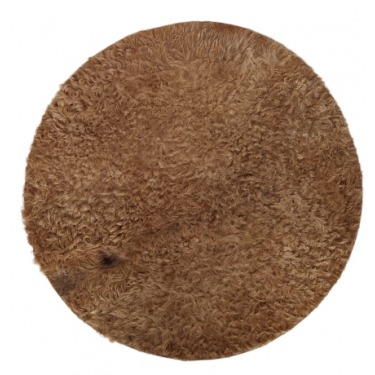 Camel skin with hair for djembe