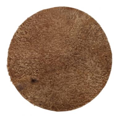 Peau de dromadaire avec poils - Ø 55 - 60 cm