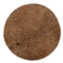 Peau de dromadaire avec poils - 55cm pour : djembé, bata,dunun, bongo, kenkeni, sanbang, tambour chamane, tambour sur cadre
