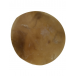 Peau de dromadaire - 55cm pour : djembé, conga, bata,dunun, bongo, kenkeni, sanbang, tambour chamane, tambour sur cadre