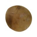 Peau de dromadaire rasée - 55cm pour : djembé, conga, bata,dunun, bongo, kenkeni, sanbang, tambour chamane, tambour sur cadre