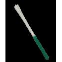 Baguette de tamborim - Mocidade blanche - poignée verte