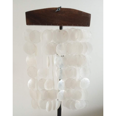 Wind chimes with cpatiz shells - Roots