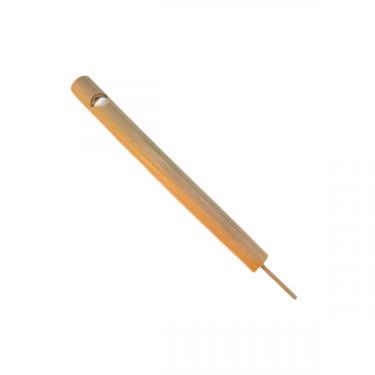 """Flûte à coulisse Bambou naturel Type """"Oiseau"""" (petite) - Roots Percussions"""