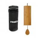 Pack carillon Koshi Terra and 1 hardcase Roots