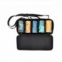 Pack 5 ZAPHIR chimes + 1 bag
