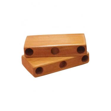 Didgeridoo de voyage - BOX WOOD 3 holes DF