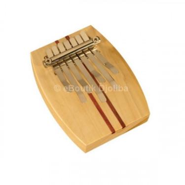 Flat board kalimba - 7-key - Roots