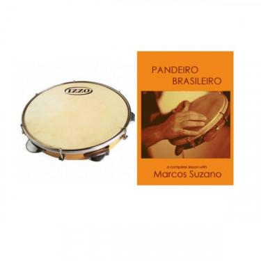Pack Pandeiro Izzo + Méthode DVD