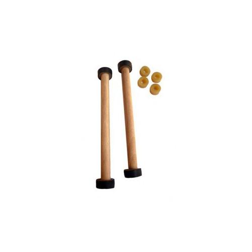 Multi-percussion sticks
