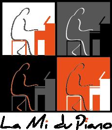 Logo La Mi du Piano