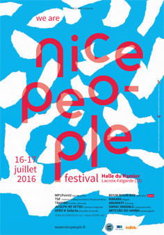 festival We are NICE PEOPLE