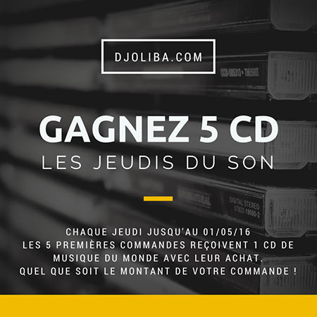 GAGNEZ 5 CD