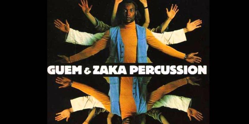 Guem et Zaka Percussion