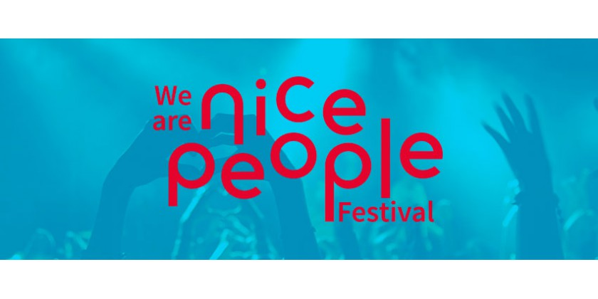 We are Nice People Festival 16-17 Juillet 2016