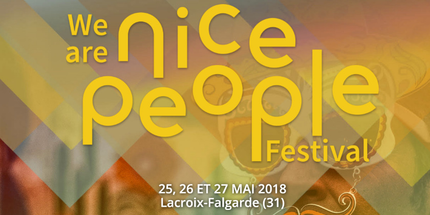 Festival We Are Nice People 2018