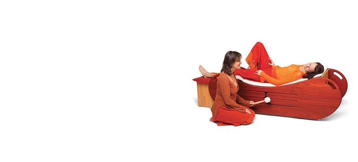 SOUNDWAVE FEELTONE <span>Table musicale de relaxation</span>